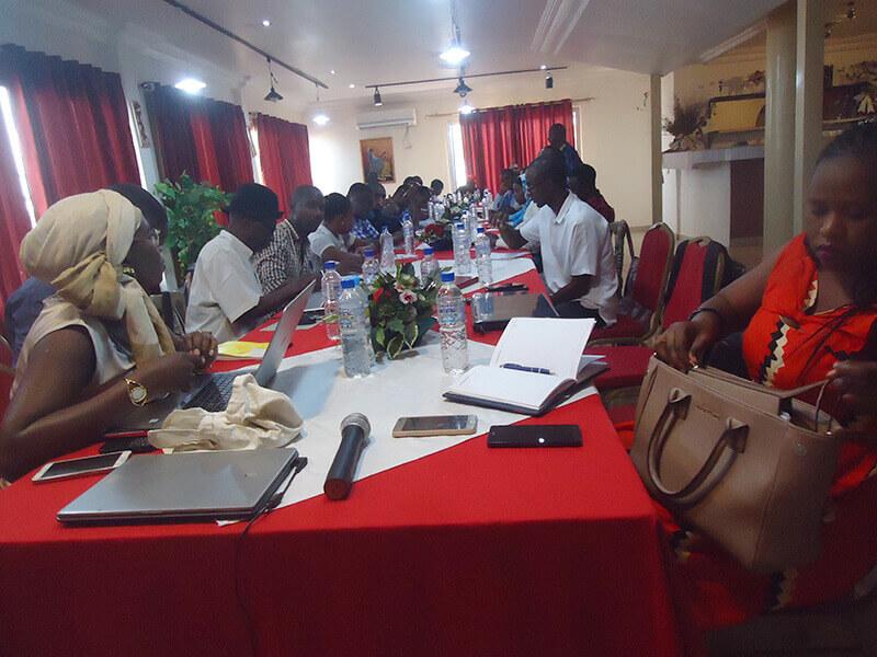 Démarrage activités CADES Guinée