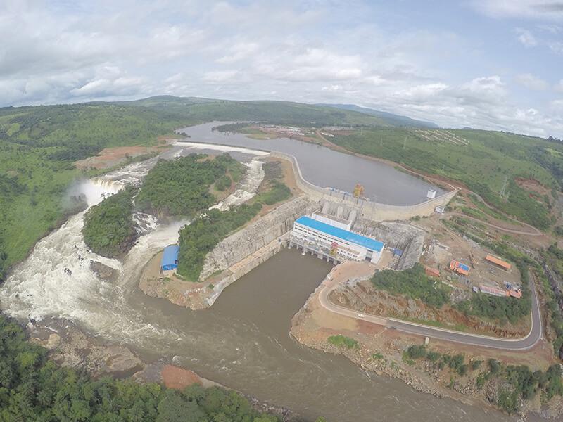 Barrage de Kaleta