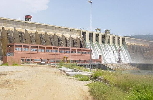 Aménagement hydroélectrique de Sambangalou