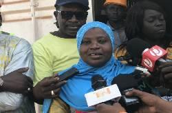 Press Visit OMVG Gambia