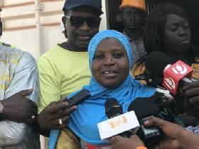 Visite de presse des chantiers du Projet Energie OMVG en Gambie