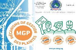 Manuel Mécanisme des Gestion des Plaintes Projet Energie OMVG