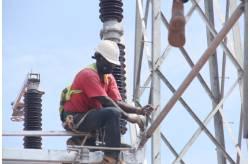 Pylônes OMVG - Sénégal - Visite de presse