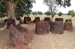 Mégalithes, un site sacré préservé